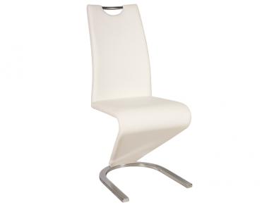 Kėdė H-090 chromo rėmas