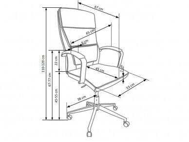 biuro kėdė AURELIUS 3