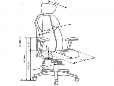 biuro kėdė CHRONO 3