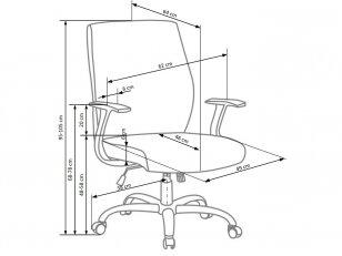 biuro kėdė COMBO