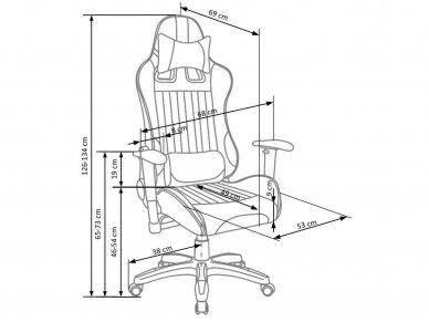 Biuro kėdė DEFENDER 3