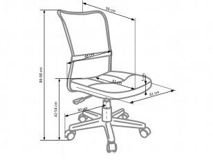 Darbo kėdė DINGO
