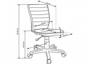 Biuro kėdė FUEEGO
