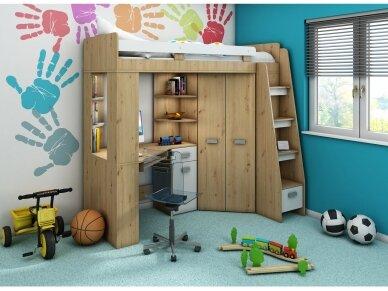 Vaiko kambario komplektas Antresola 31