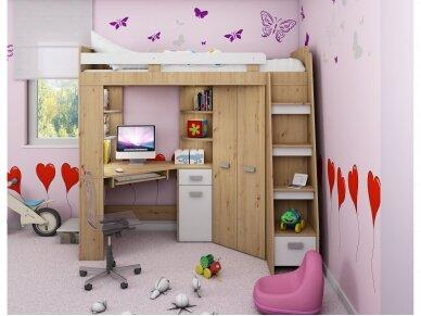 Vaiko kambario komplektas Antresola 32