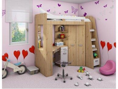 Vaiko kambario komplektas Antresola 33