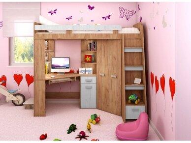 Vaiko kambario komplektas Antresola 36