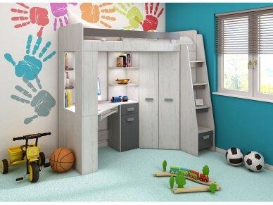 Vaiko kambario komplektas Antresola 5