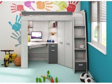 Vaiko kambario komplektas Antresola 4