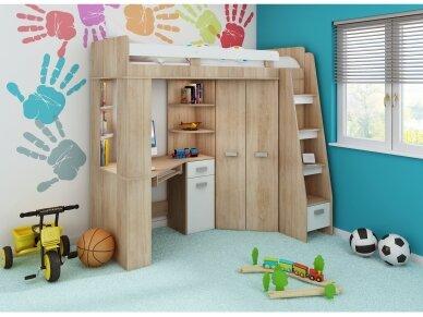 Vaiko kambario komplektas Antresola 11