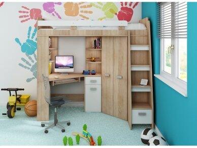 Vaiko kambario komplektas Antresola 10