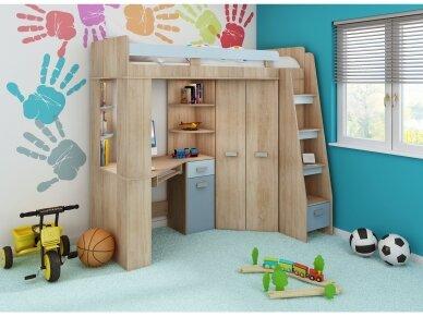 Vaiko kambario komplektas Antresola 25
