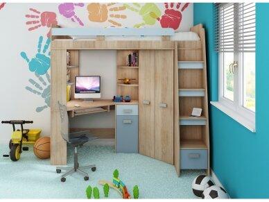 Vaiko kambario komplektas Antresola 24