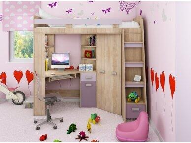 Vaiko kambario komplektas Antresola 20