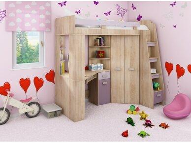 Vaiko kambario komplektas Antresola 21