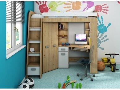 Vaiko kambario komplektas Antresola 26