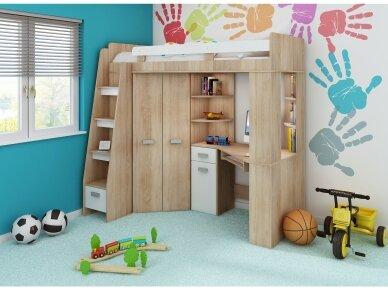 Vaiko kambario komplektas Antresola 6