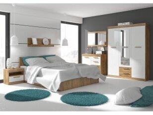 Miegamojo baldų Komplektas Maximus 12