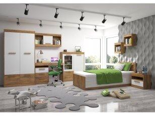 Miegamojo baldų Komplektas Maximus 9