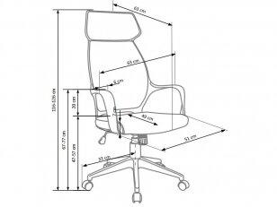 biuro kėdė PHOTON