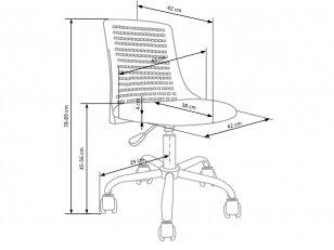 Darbo kėdė PURE
