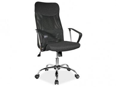 biuro kėdė Q-025 audinio