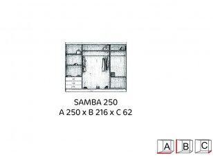 Spinta SAMBA 250