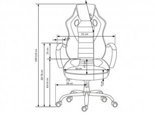 Biuro kėdė SCROLL