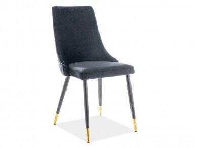 Kėdė Piano Velvet 5