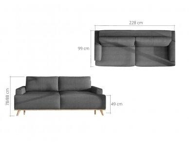 Sofa NEL 3