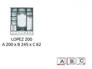 Spinta LOPEZ 200