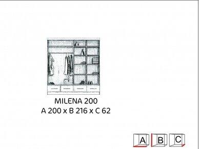 Spinta Milena 7