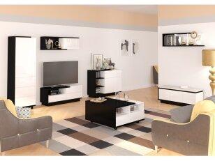 Svetainės baldų Komplektas Hybrid 3