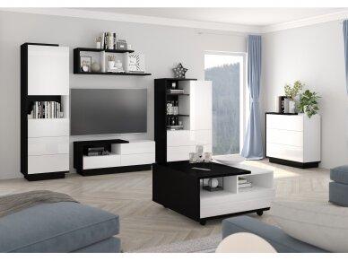 Svetainės baldų Komplektas Hybrid 1
