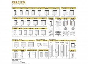 Virtuvės komplektas Creativio 1